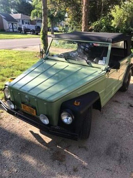 Volkswagen thing classics for sale classics on autotrader 1974 volkswagen thing for sale 100911090 altavistaventures Image collections
