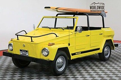 1974 Volkswagen Thing for sale 100924939
