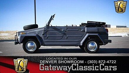 1974 Volkswagen Thing for sale 100970701