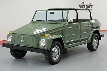 1974 Volkswagen Thing for sale 100992846