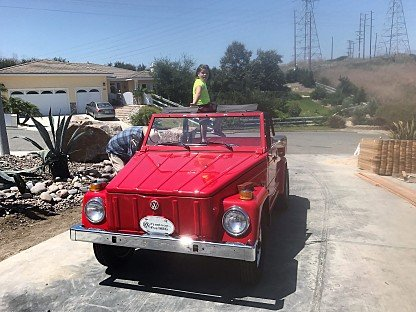1974 Volkswagen Thing for sale 100997105