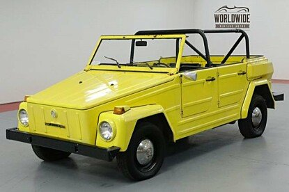 1974 Volkswagen Thing for sale 101038117