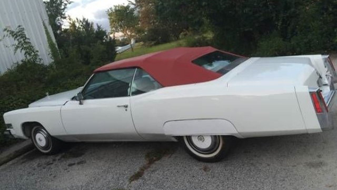1974 cadillac Eldorado for sale 100829384