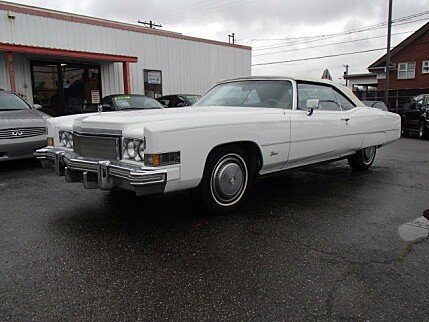 1974 cadillac Eldorado for sale 100925789
