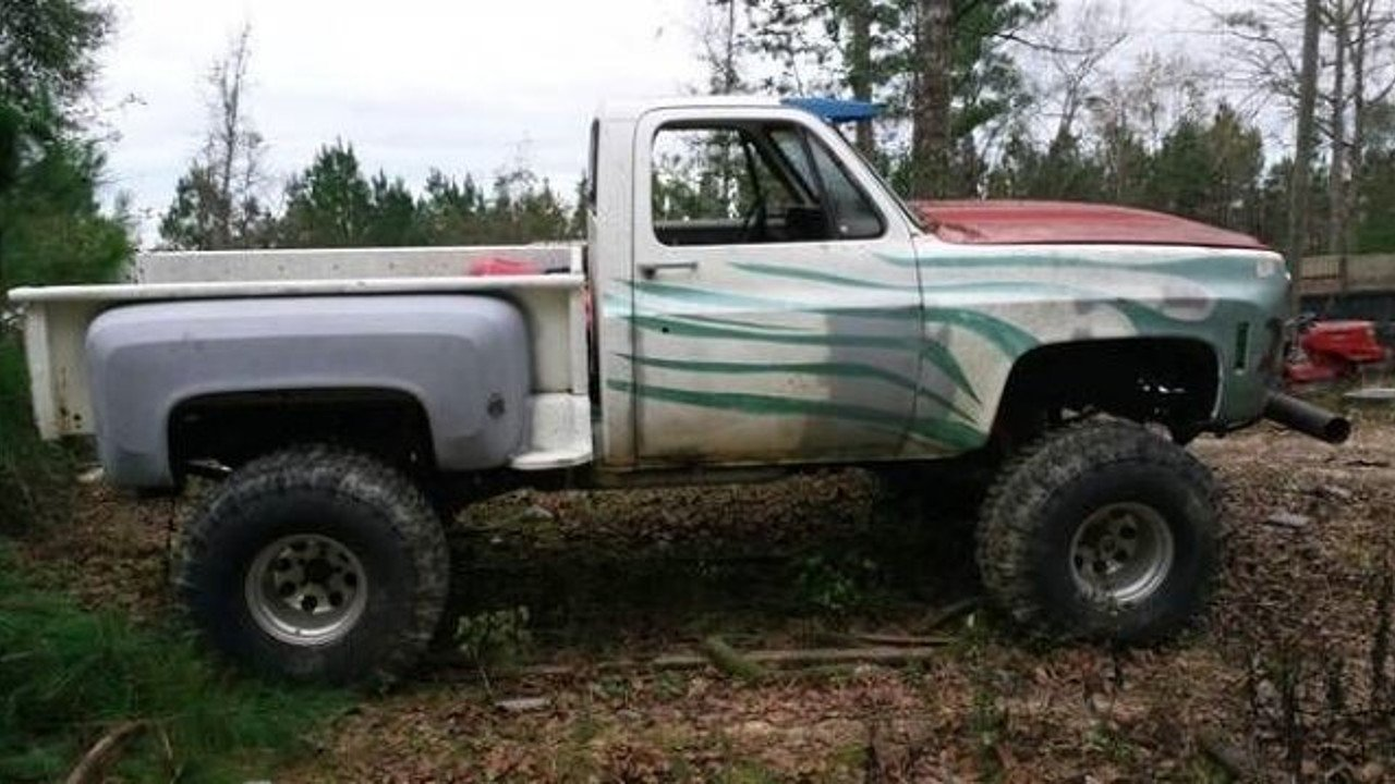 1974 chevrolet C/K Truck for sale 100829381