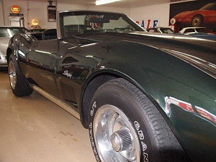 1974 chevrolet Corvette for sale 100780270