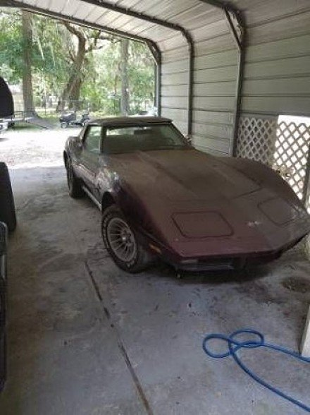 1974 chevrolet Corvette for sale 100829392