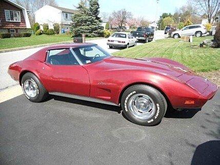 1974 chevrolet Corvette for sale 100829827