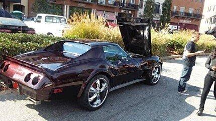 1974 chevrolet Corvette for sale 100830563