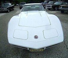 1974 chevrolet Corvette for sale 100986698