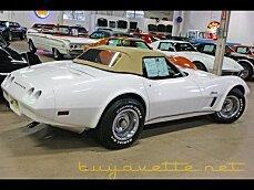 1974 chevrolet Corvette for sale 101019616