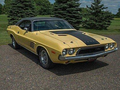 1974 dodge Challenger for sale 100928074