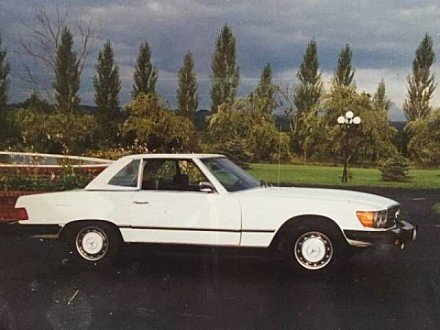 1974 mercedes-benz 450SL for sale 100829321