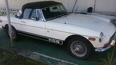1974 mg MGB for sale 100829527