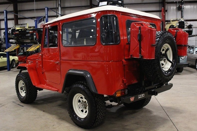 ... 1974 Toyota Land Cruiser For Sale 100972568