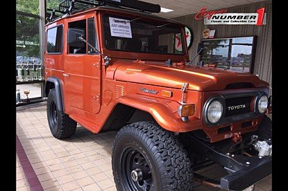 1974 toyota Land Cruiser for sale 101011784