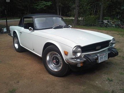 1974 triumph TR6 for sale 100829669