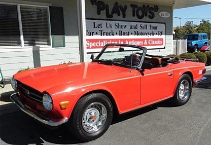 1974 triumph TR6 for sale 100958906
