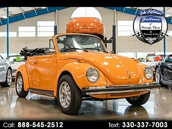 1974 volkswagen Beetle for sale 101010320