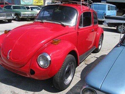 1974 volkswagen Beetle for sale 100829517