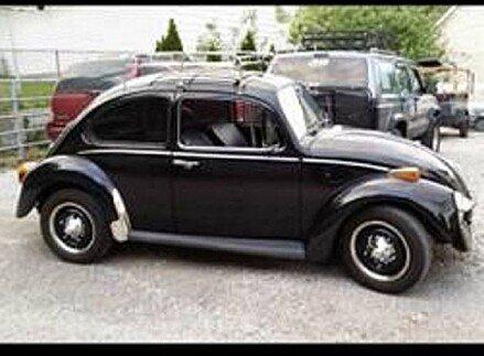 1974 volkswagen Beetle for sale 100829628