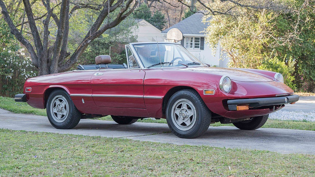 1975 Alfa Romeo Spider for sale 100884479
