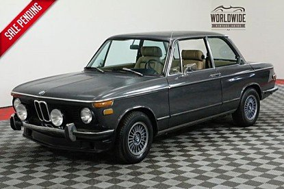 1975 BMW 2002 for sale 100960535