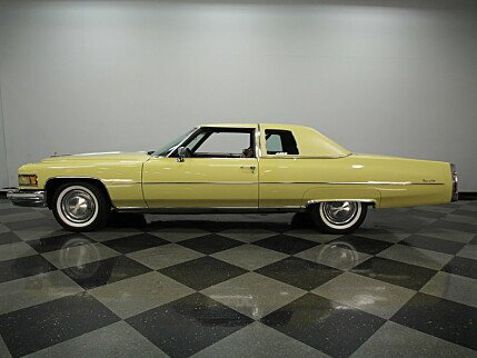 1975 Cadillac De Ville for sale 100766125