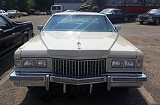 1975 Cadillac De Ville for sale 100780513