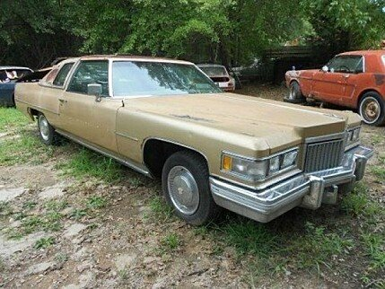 1975 Cadillac De Ville for sale 100829697