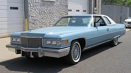1975 Cadillac De Ville for sale 100891265