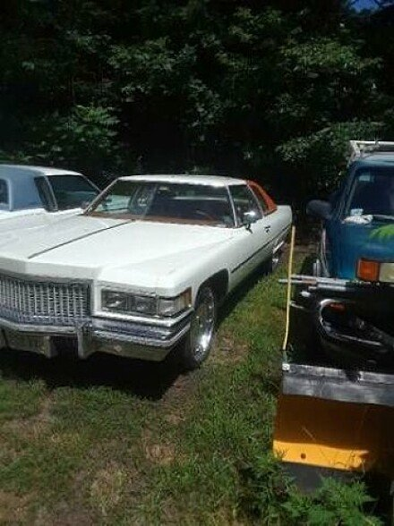 1975 Cadillac De Ville for sale 100892893
