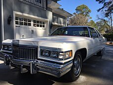 1975 Cadillac De Ville for sale 100895645