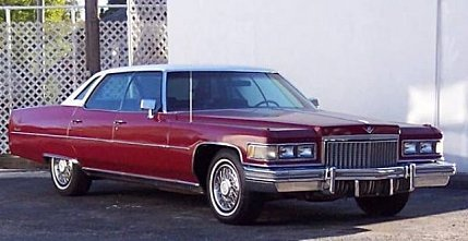 1975 Cadillac De Ville for sale 100945366