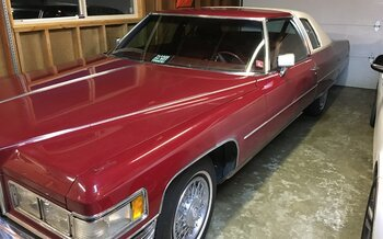 1975 Cadillac De Ville Coupe for sale 101027878