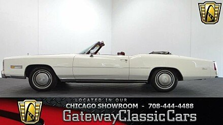1975 Cadillac Eldorado for sale 100739189