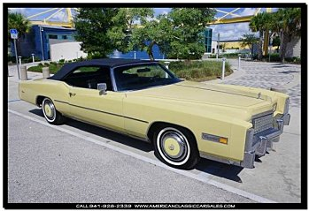 1975 Cadillac Eldorado for sale 100766481