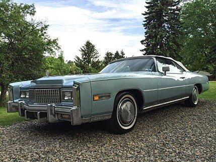 1975 Cadillac Eldorado for sale 100817097