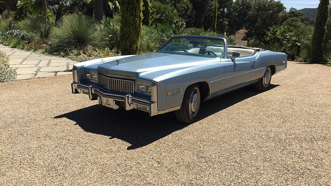 1975 Cadillac Eldorado Convertible for sale near Los Angeles ...