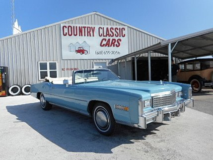 1975 Cadillac Eldorado for sale 100748891