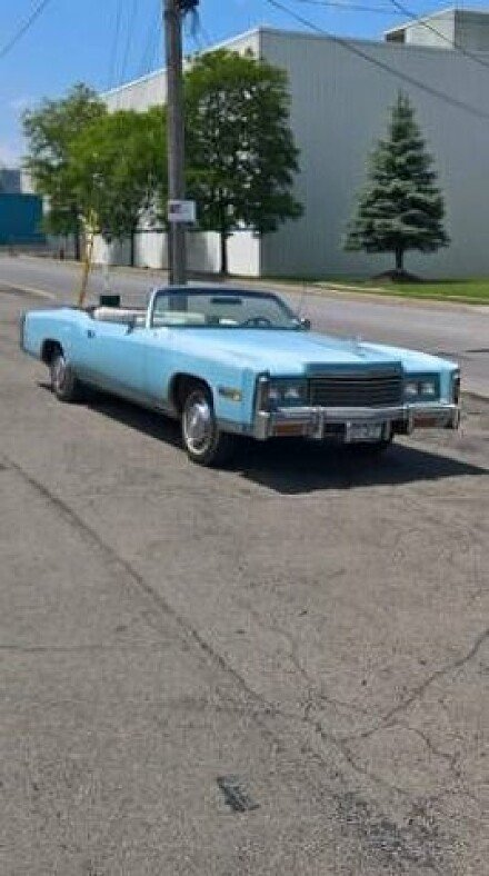 1975 Cadillac Eldorado for sale 100829592