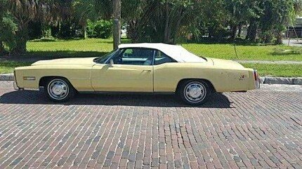 1975 Cadillac Eldorado for sale 100829889