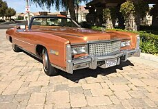 1975 Cadillac Eldorado for sale 100849450
