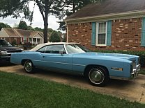 1975 Cadillac Eldorado for sale 100878751