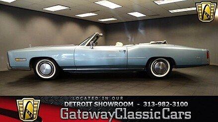 1975 Cadillac Eldorado for sale 100893963
