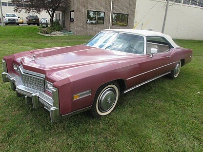 1975 Cadillac Eldorado for sale 100901006