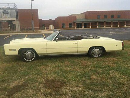 1975 Cadillac Eldorado Convertible for sale 100991545