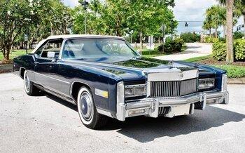 1975 Cadillac Eldorado for sale 100992203