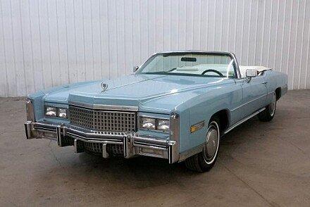 1975 Cadillac Eldorado for sale 101000010