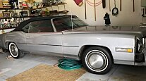 1975 Cadillac Eldorado Convertible for sale 101044365
